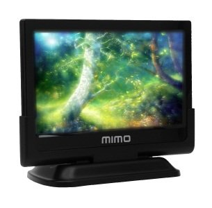"Mimo Magic Touch 10.1"" Capacitive Touchscreen Usb Powered Mini Monitor Portable Display - For Mac (Driver Required) And Pc"