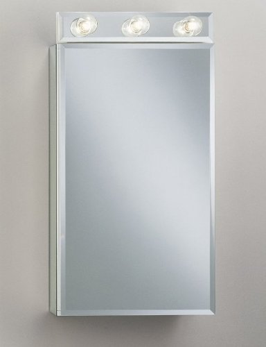 Robern CDC1526FS Mirrored Medicine Cabinet by Robern