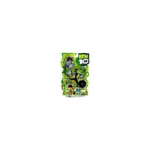 Picture of Bandai Ben 10 (Ten) 4 Inch Alien Collectible Action Figure XLR8 (B000JWW638) (Ben 10 Action Figures)