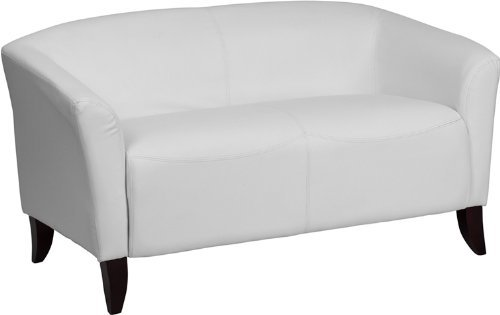 Flash Furniture 111-2-WH-GG Hercules Imperial
