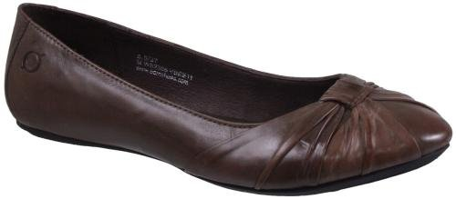 Born Womens Liddy Dark Brown - 8.5 B(M) US