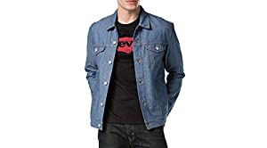 (リーバイス)LEVI'S THE TRUCKER JACKET CHAMBRAY BLUE ジャケット