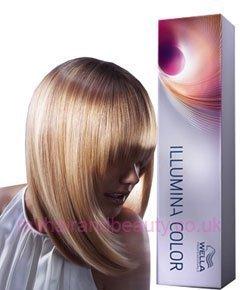 Wella Professionals Illumina Permanent Hair Color - 7/35 Medium Gold Mahogany Blonde (Wella Illumina 7 35 compare prices)