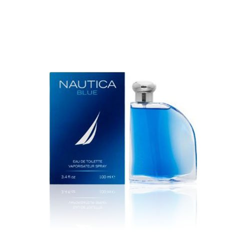 NAUTICA BLUE FOR MEN BY NAUTICA 100ML 3.4OZ EDT SP