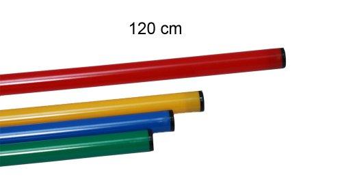 Bild von: Agility Hundesport - Stange, Länge 120 cm, Ø 25 mm, rot