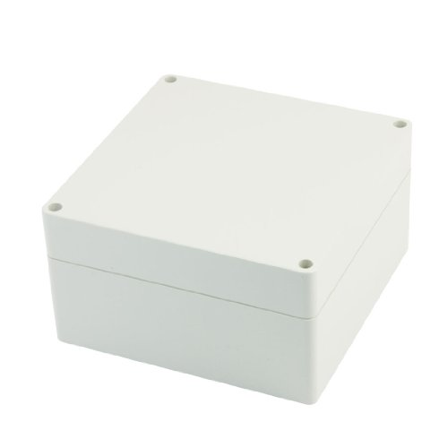 Plastic Electrical Switch Protector Junction Box Case 160X160X90Mm