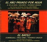El Año Pasado Por Agua /  El Bateo (Berganza,Iriarte, Various) - CHUECA -  CD