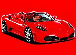 1/24 Ferrari F430 Spider