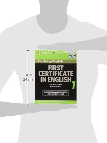 Cambridge English First 1 for Revised Exam from 2015 ...