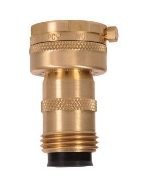 Woodford 50H-BR Vacuum Breaker, Brass by Woodford (English Manual)
