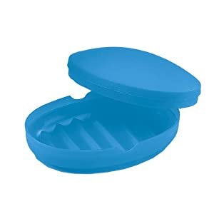 Travel Soap Dish - Blue