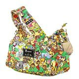 Ju-Ju-Be Tokidoki Collection HoboBe Purse Diaper Bag, Animalini