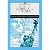 img - for America's Democratic Republic Second Edition (2nd Edition) book / textbook / text book
