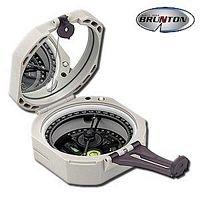 Brunton ComPro Pocket Transit International Compass with 0-90 Degree Quad Scales