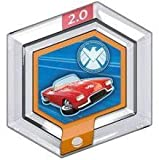 Disney INFINITY: Marvel Super Heroes (2.0 Edition) Power Disc - Lola (S.H.I.E.L.D.'s Hovercar)