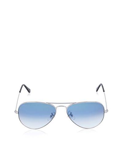 Ray-Ban Gafas de Sol 3025 _003/3F AVIATOR LARGE METAL (62 mm) Plateado / Azul
