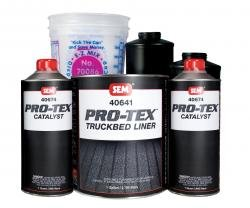 H\Pro-Tex Truckbed Liner Kit from SEM Paints