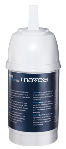 Mavea 1005754 Replacement Filter Cartridge for Aktiv+ Premium Under-Sink Water Filtration System