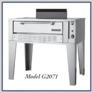 Garland G2000 Series 7In. Gas Bake Oven : Garland G2000 Series 7In. G2073::Lpg::Tpl