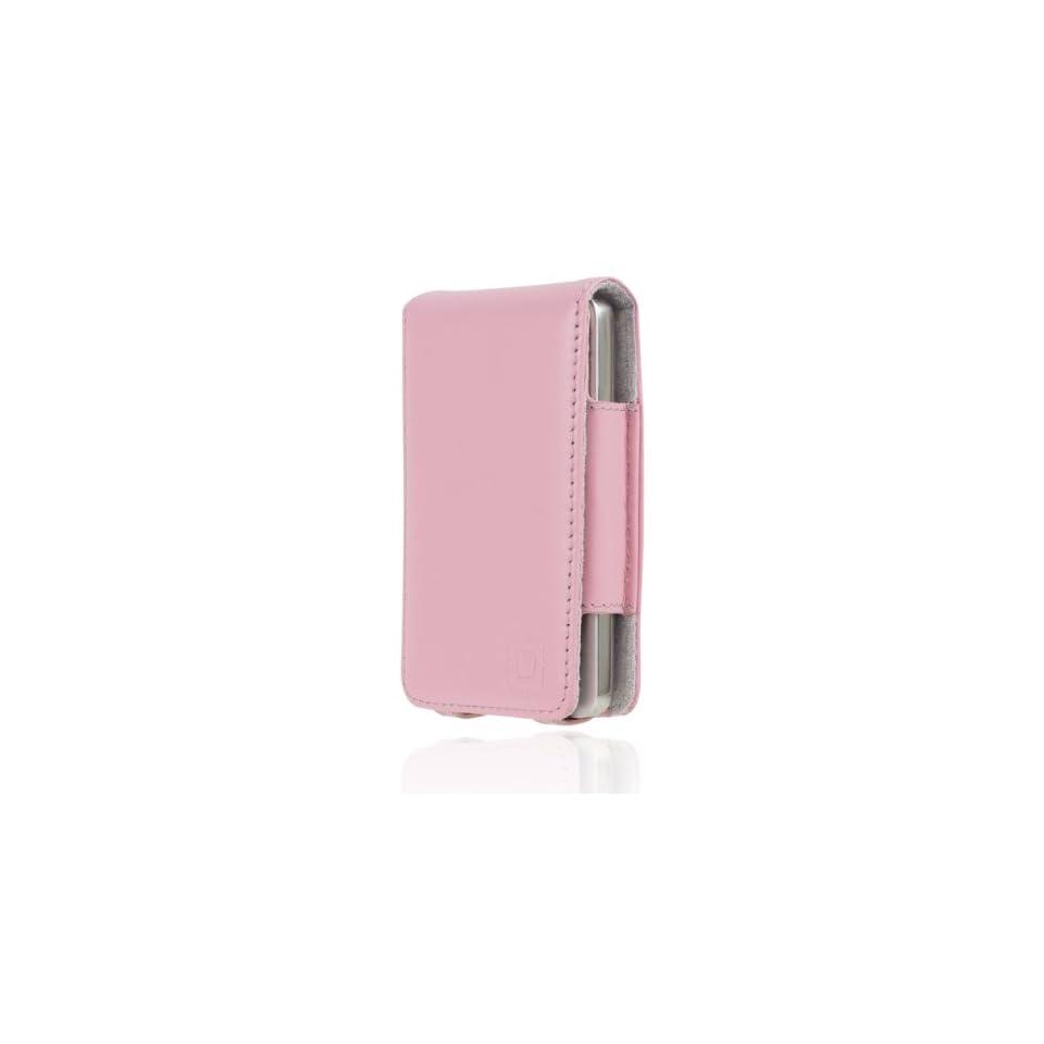 Incipio iPod classic Leather Flip Case, Pink