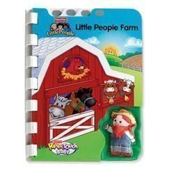 PowerTouch Baby: Little People Farm Interactive Book & Cartridge