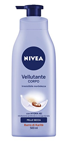 Nivea Body Essential Vellutante 500Ml Con Pump