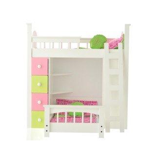 Loft Beds For Girls 553 front