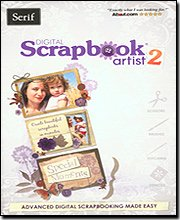 Serif Digital Scrapbook Artist 2