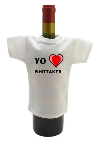 camiseta-blanca-para-botella-de-vino-con-amo-whittaker-nombre-de-pila-apellido-apodo