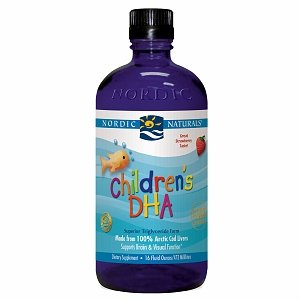 Nordic Naturals - Children's DHA (Strawberry) - 16oz