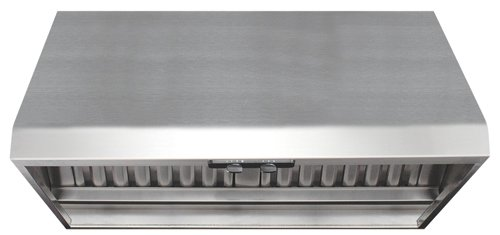 Air King P1848 Professional Range Hood, 18-Inch Tall By 48-Inch Wide front-11696