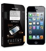 SPIGEN+SGP+iPhone5+シュタインハイル+GLAS.tR+プレミアム+リアル+スクリーン+プロテクター+《強化ガラス液晶保護フィルム》+【SGP09548】
