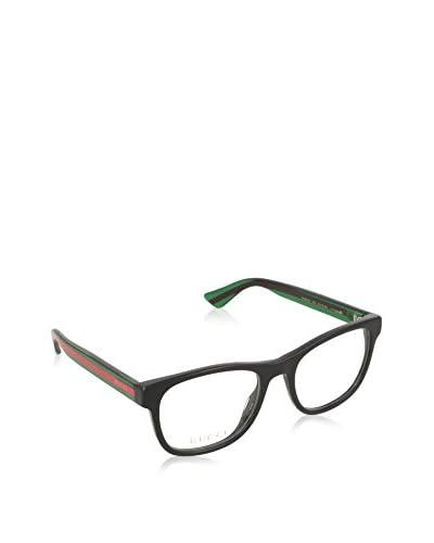 Gucci Gestell 0004O_002 (53 mm) schwarz/grün