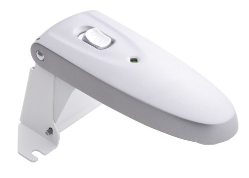 Safety 1st Prograde Toilet Lock, White and Silver - 2 Pack