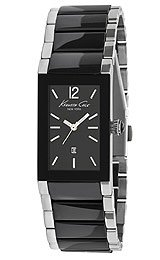 Kenneth Cole Ceramic and Stainless Steel Women's watch #KC4740