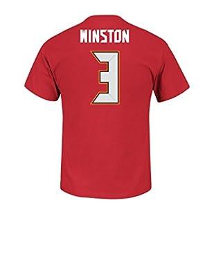 NFL Tampa Bay Buccaneers Jameis Winston 3 Men's Athletic Coordinator Tee