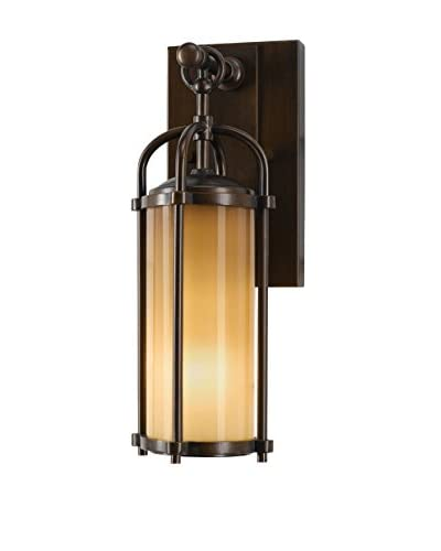 Feiss 1-Light Dakota, Heritage Bronze