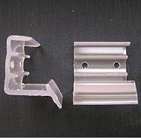 Plastic Mirror Door Lock