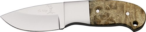 Elk Ridge Er-111 Fixed Blade Knife 5-Inch Overall (5 Knife Fixed Blade compare prices)