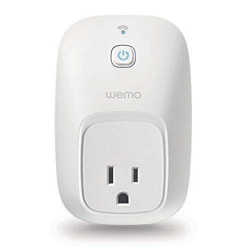 WeMo Switch Smart Plug, Wi-Fi, Works with Amazon Alexa (Ebay Appliances compare prices)