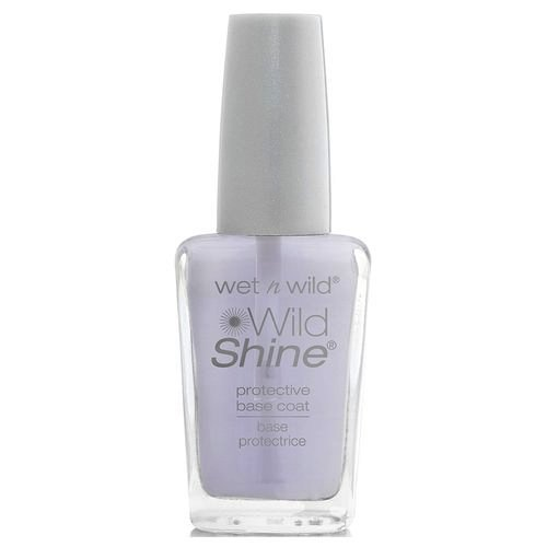 ウェットアンドワイルド Wild Shine Nail Color Protective Base Coat