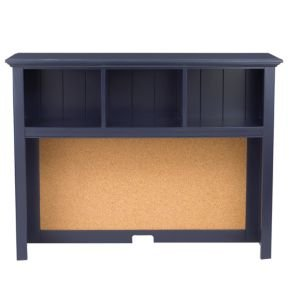 Cheap Kids Dressers: Kids Navy Blue Walden Desk & Hutch, Mb Walden Desk Hutch (B004KZIZ3K)
