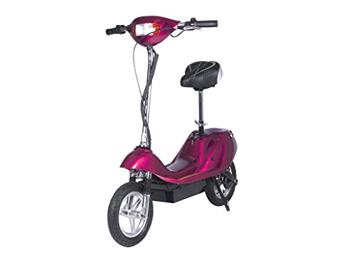 Ladies Pink X-Treme Electric Scooter - X-370