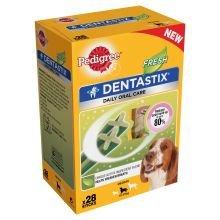 Pedigree L'28stk Dentastix Fresh