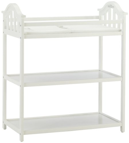 Nursery 101 Concord Dressing Table, Classic White