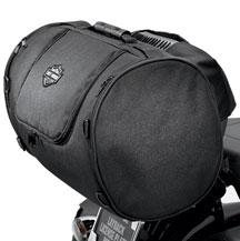 H-D Nylon Overnight Bag- 94719-09
