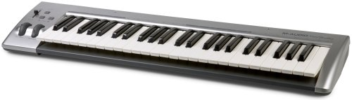 [해외]M-오디오 Keystudio 49 키 USB MIDI 컨트롤러 키보드/M-Audio Keystudio 49-key USB MIDI Controller Keyboard