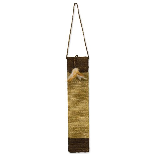 Ware Manufacturing Sisal and Seagrass Cat Door Scratch Post (Ware Seagrass compare prices)