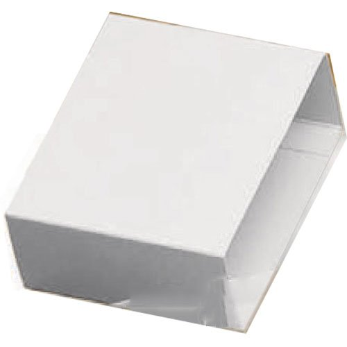 Cuisineonly - Bandeau carton blanc brillant pour boites à macarons pvc références 77. Cuisine : Autour De La Pâtisserie (le Macaron Du Chef)