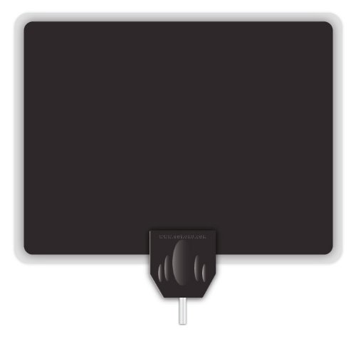 Paper Thin Leaf Indoor HDTV Antenna - Made in the USA!